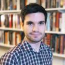 A portrait photo of Jonathan Leader Maynard