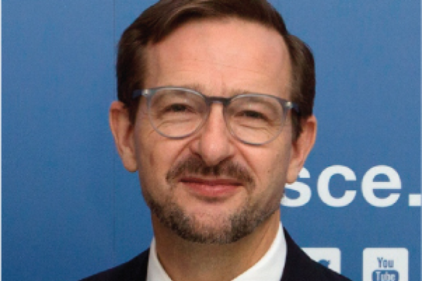 Ambassador Thomas Greminger, Secretary General of the OSCE