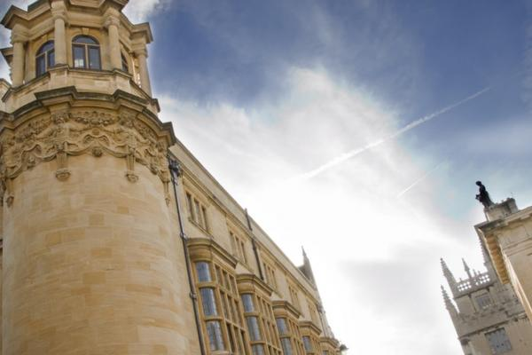 Oxford Martin School, 34 Broad Street